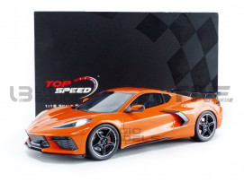 CHEVROLET CORVETTE STINGRAY WITH HIGH WING 2019