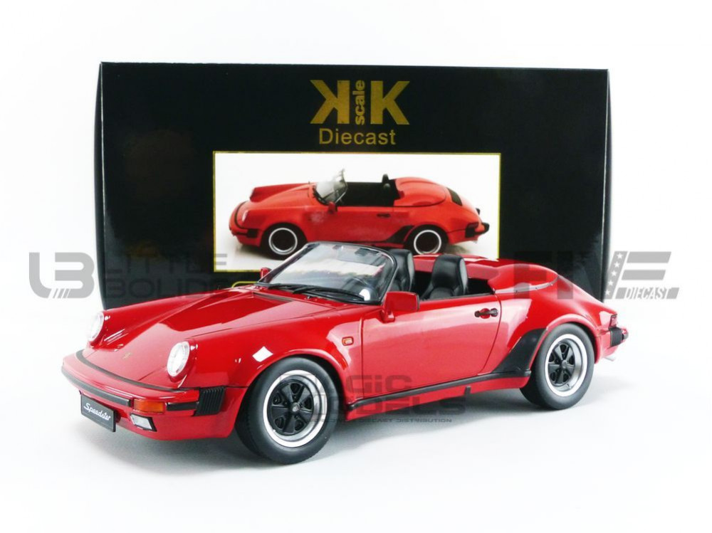 PORSCHE 911 SPEEDSTER - 1989