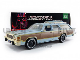 FORD LTD COUNTRY SQUIRE - TERMINATOR 2 JUDGMENT DAY