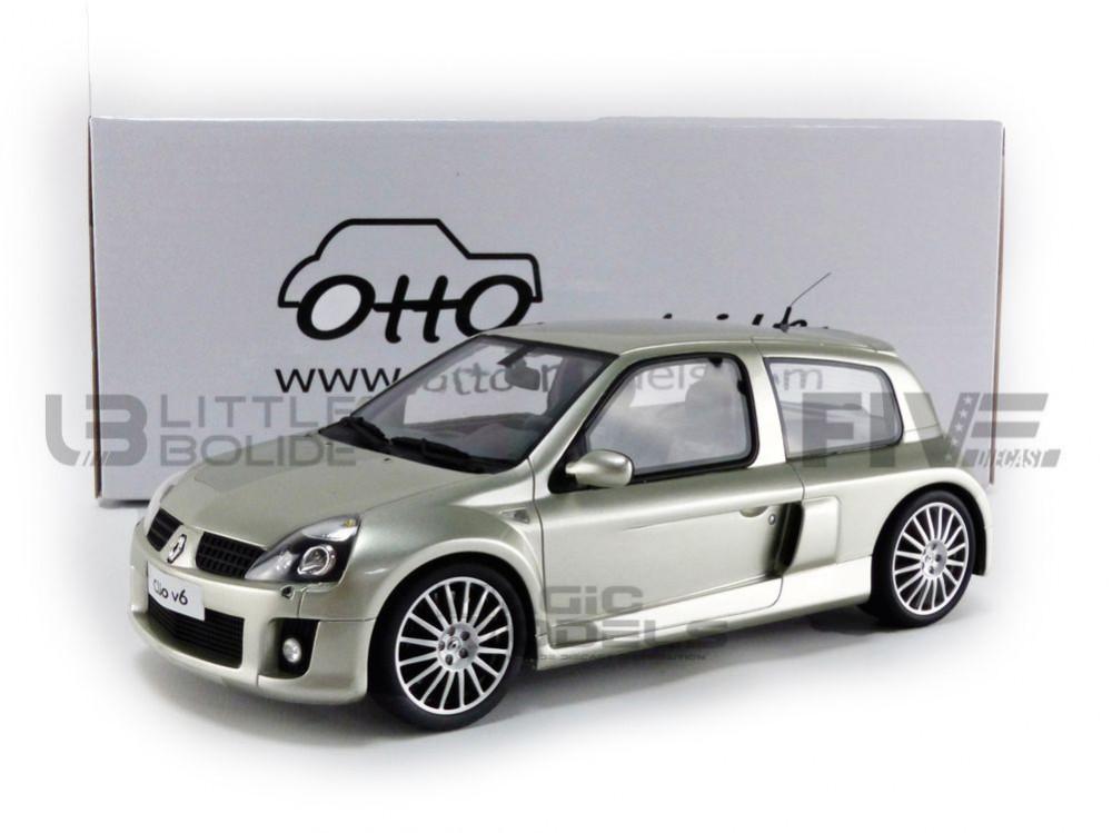 RENAULT CLIO V6 PHASE 2 - 2003