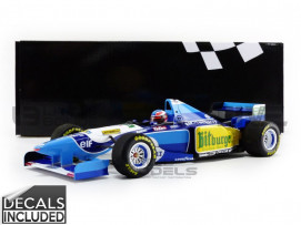 BENETTON RENAULT B195 - AUSTRALIE GP - 1995