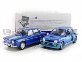 RENAULT PACK R5 TURBO 1981 - R8 GORDINI 1967