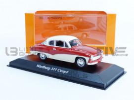 WARTBURG A 311 COUPE - 1958