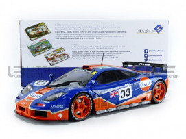 MC-LAREN F1 GTR SHORT TAIL - LE MANS 1996