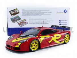 MC-LAREN F1 GTR SHORT TAIL - 1996