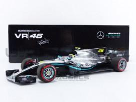 MERCEDES - AMG GP F1 W10 EQ POWER+ - ROSSI - RIDE SWAP 10 DECEMBER V