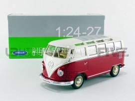 VOLKSWAGEN COMBI T1 BUS SAMBA - 1963