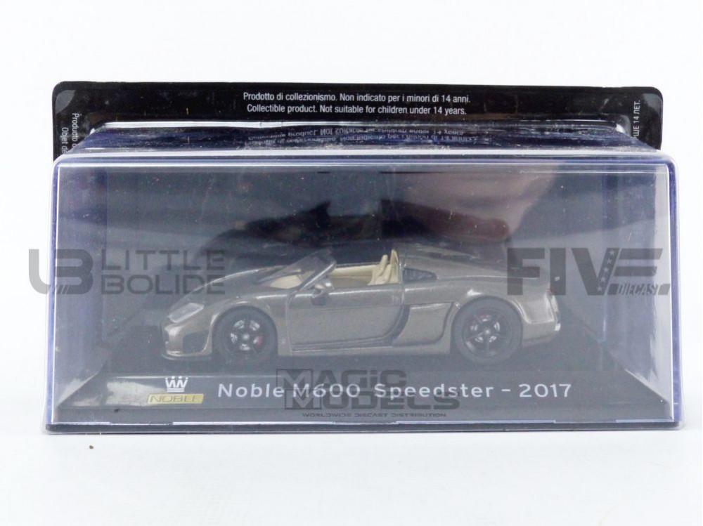 NOBLE M600 SPEEDSTER - 2017
