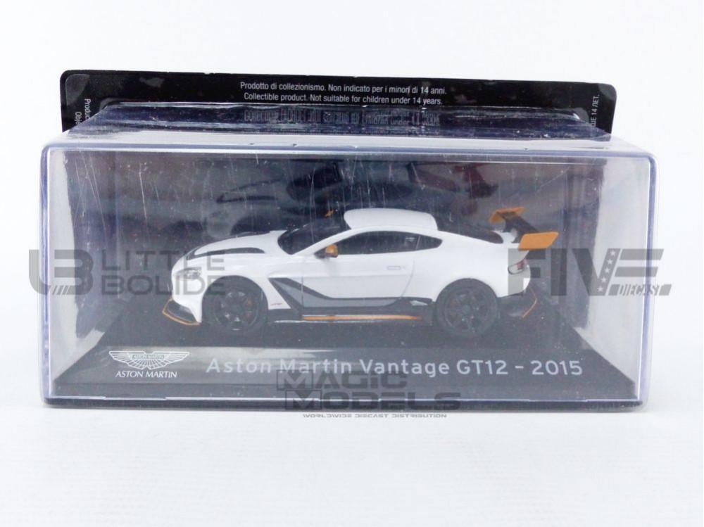 ASTON MARTIN VANTAGE GT12 - 2015