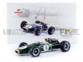 BRABHAM BT24 - WINNER FRANCE GP 1967