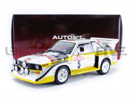 AUDI QUATTRO S1 - SAN REMO 1985