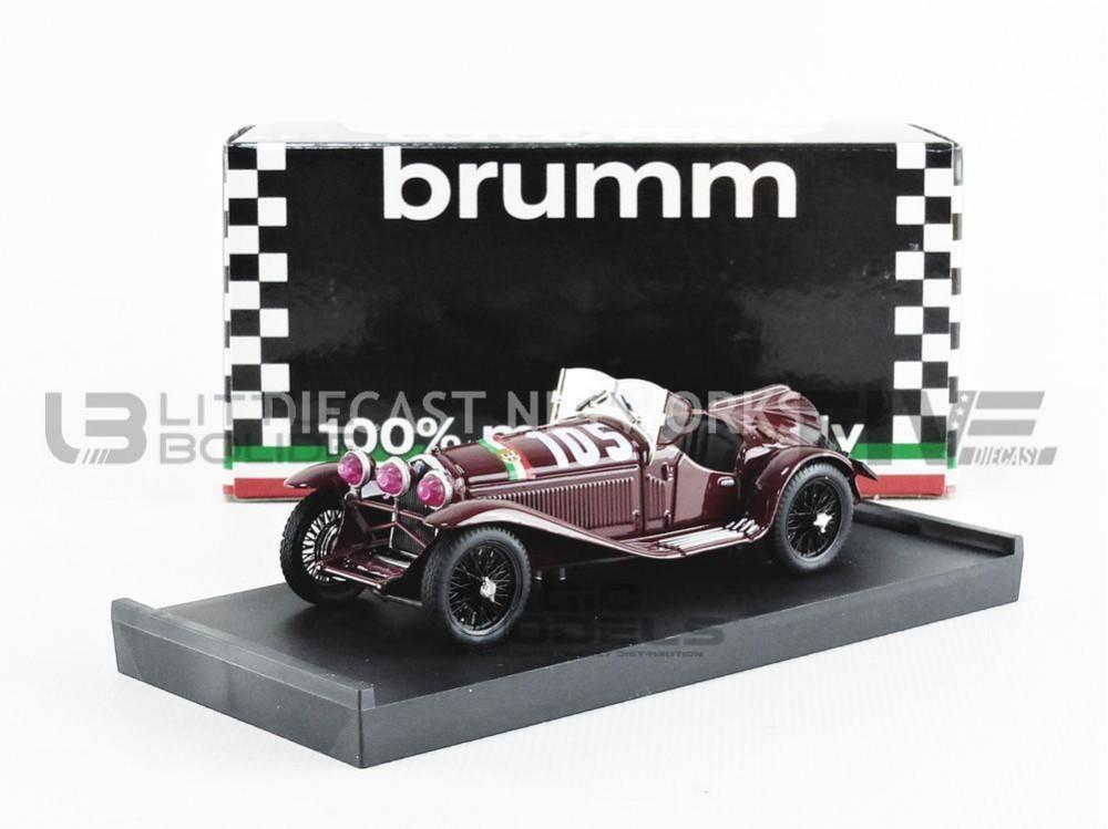 ALFA-ROMEO 2300 - WINNER MILLE MIGLIA 1932