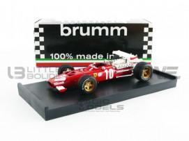 FERRARI 312 F1 - ITALIAN GP 1969