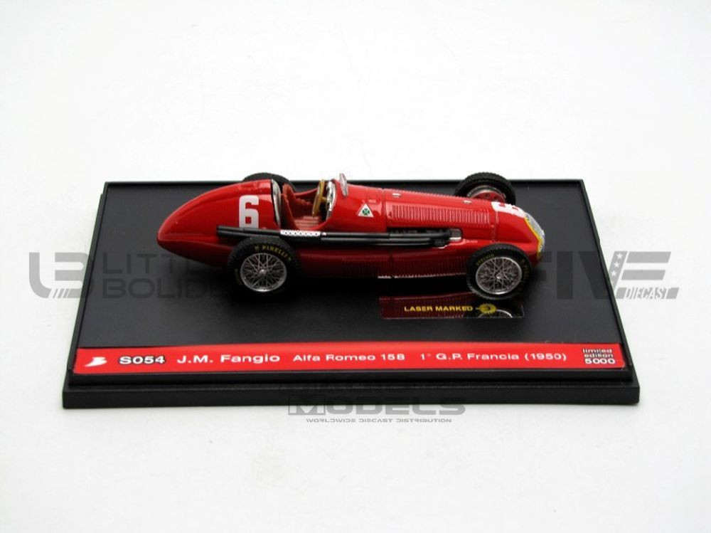 ALFA-ROMEO 158 - GP FRANCE 1950