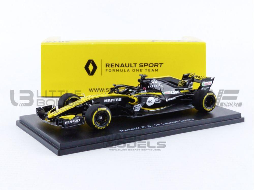 RENAULT F1 RS 18 2018