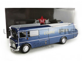 COMMER TS3 - TRANSPORTER ECURIE ECOSSE 1959