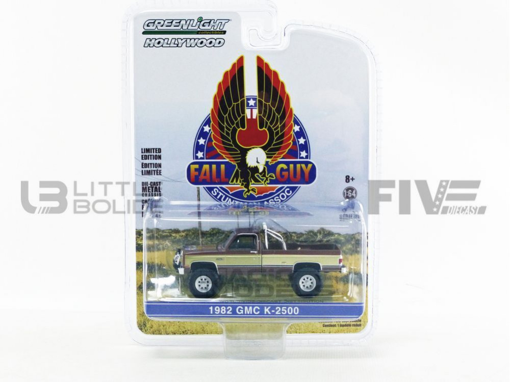 GMC K 2500 - FALL GUY STUNTMAN ASSOCIATION - 1982