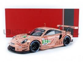 PORSCHE 911 (991) RSR - WINNER LMGTE PRO LE MANS 2018