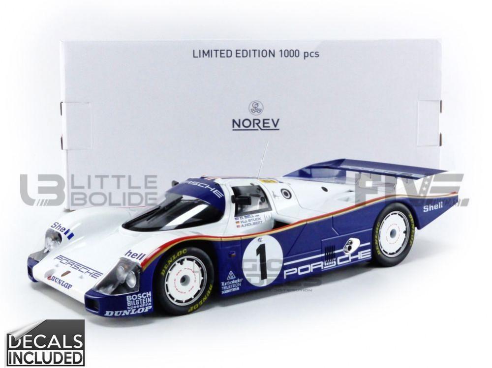 PORSCHE 962 C - WINNER LE MANS 1986