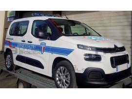 CITROEN BERLINGO POLICE MUNICIPALE - 2020
