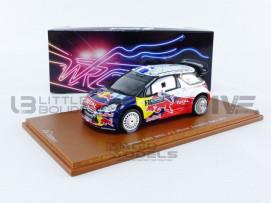CITROEN DS3 WRC - WINNER ACROPOLIS 2011