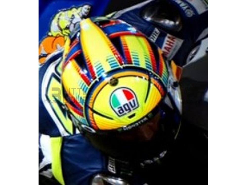 AGV CASQUE ROSSI - MOTO GP QATAR 2014