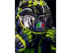AGV CASQUE ROSSI - MOTO GP MUGELLO 2015