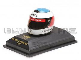 CASQUE MICHAEL SCHUMACHER - GP F1 1991