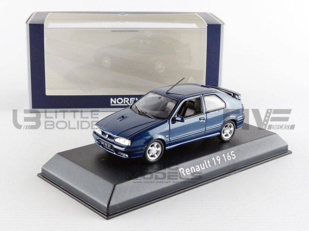 RENAULT 19 16S PHASE 2 - 1992
