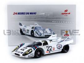 PORSCHE 917K - WINNER LE MANS 1971