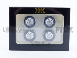 WHEELS TYRE / WHEEL SET - FERRARI 512 BBI / 365 GT4 BB