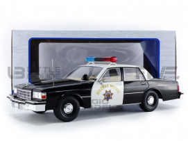 CHEVROLET CAPRICE - CALIFORNIA HIGH PATROL - 1987