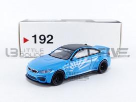 BMW M4 BABY BLUE - LB WORKS LHD