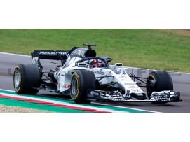 ALPHA TAURI STR13 - FIRST F1 TEST NOVEMBER 2020