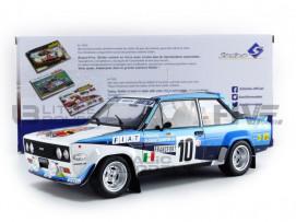 FIAT 131 ABARTH - WINNER MONTE CARLO 1980