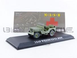 WILLYS JEEP CJ-2A - 1949