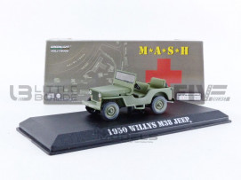 WILLYS M38 - 1950
