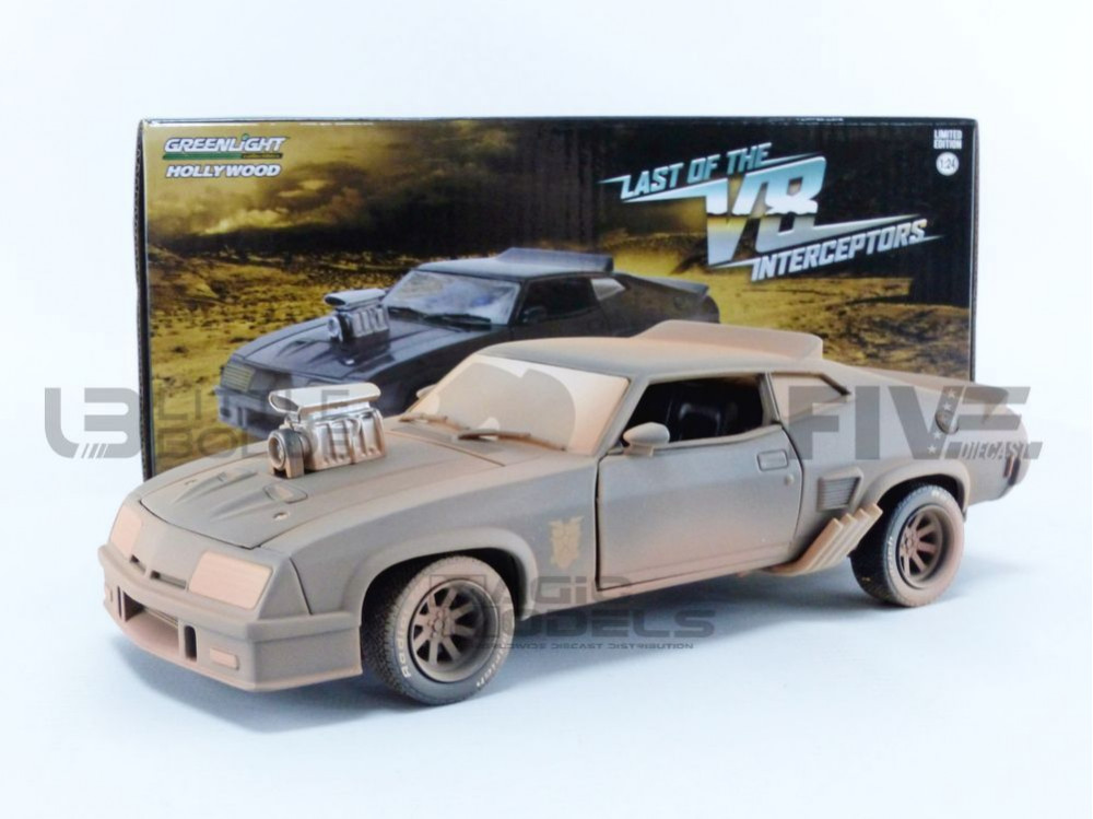 FORD FALCON XB INTERCEPTOR WEATHERED VERSION - MADMAX