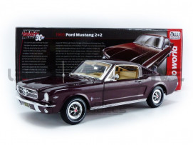 FORD MUSTANG 2+2 - 1965