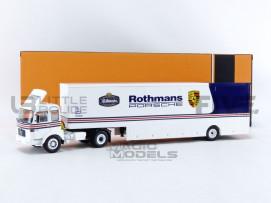 BUSSING ROTHMANS-PORSCHE RACE TRANSPORT - 1990