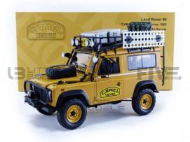 LAND ROVER DEFENDER 90 - CAMEL TROPHY BORNEO 1985