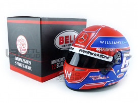 CASQUE GEORGE RUSSELL - WILLIAMS GP 2021