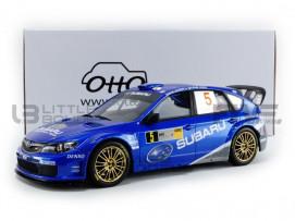 SUBARU IMPREZA WRC - 2008
