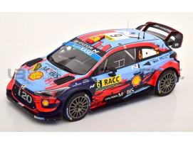 HYUNDAI I20 COUPE WRC - CATALUNYA 2019