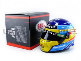 CASQUE FERNANDO ALONSO - ALPINE F1 TEAM 2021
