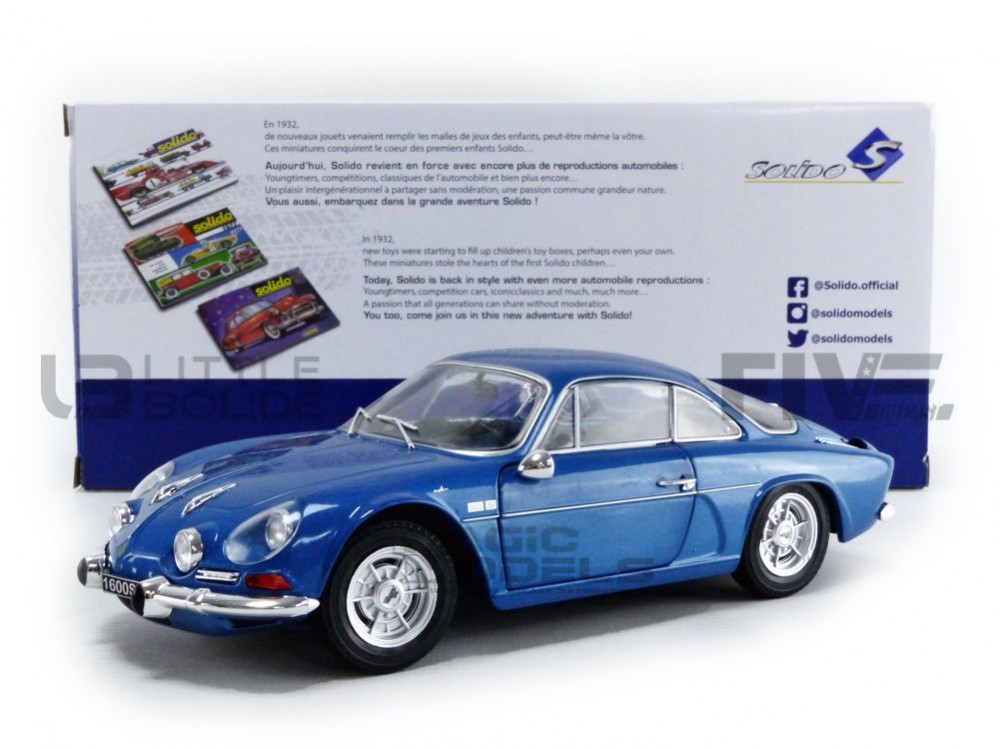 ALPINE A110 1600S - 1969