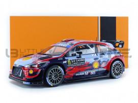 HYUNDAI I20 COUPE WRC - WINNER MONTE CARLO 2020
