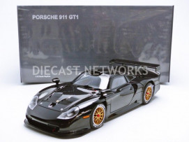 PORSCHE 911 GT1 - PLAIN BODY BLACK 1997