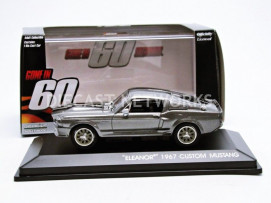 FORD MUSTANG SHELBY - GT 500 CUSTOM - ELEANOR - 1967