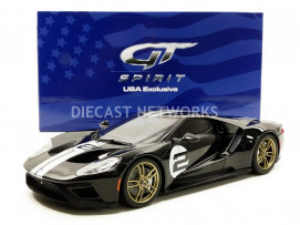 FORD GT HERITAGE EDITION - 2017